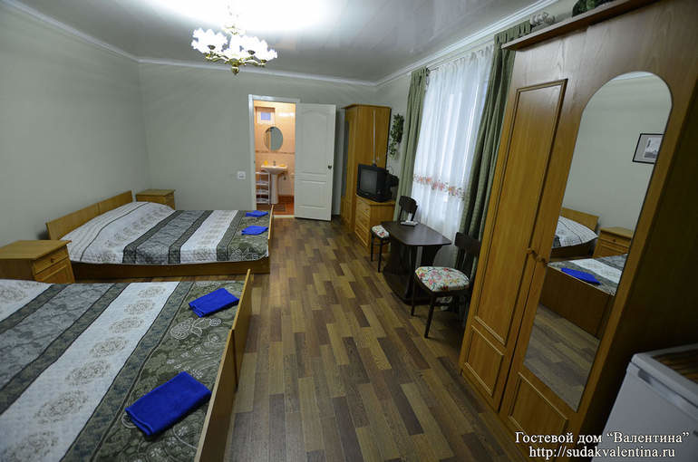 Отель Валентина в Судаке