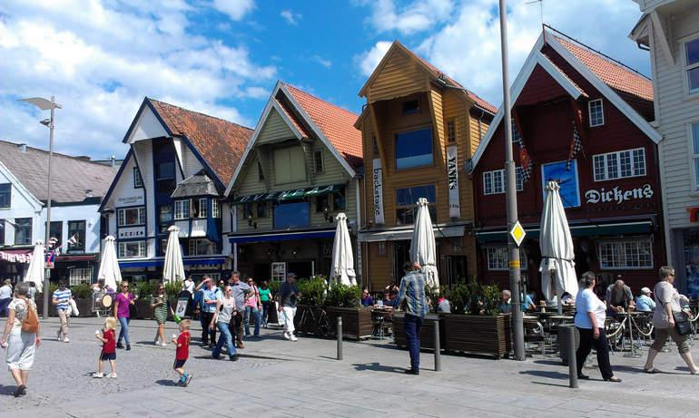 Ставангер: фьерды, музеи и старина