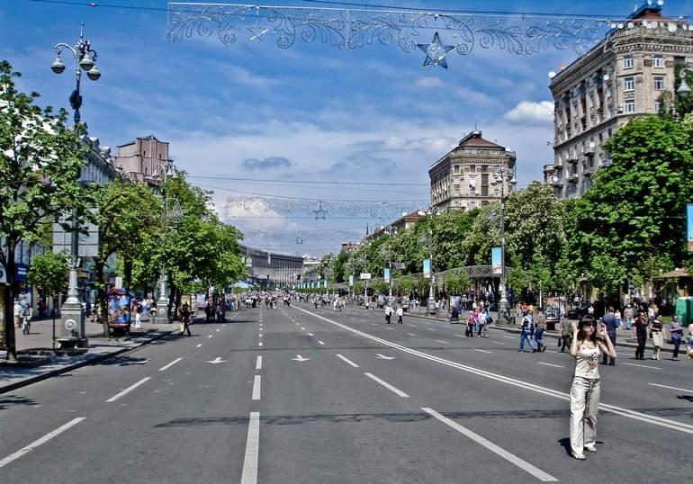 Украина для туристов. Киев