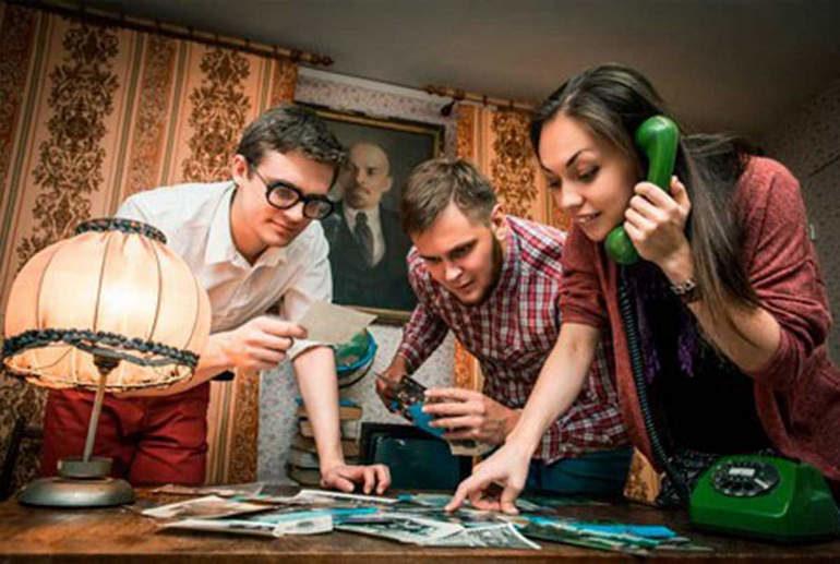 Quest Adviser: захватывающие квесты в СПб