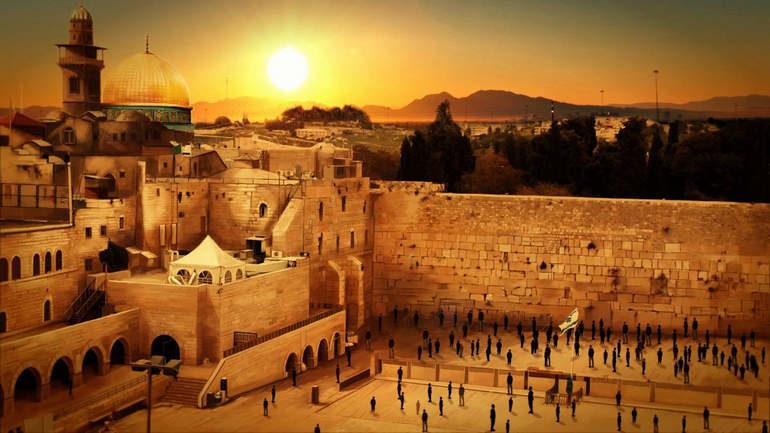 Там, где начинается мир. Иерусалим