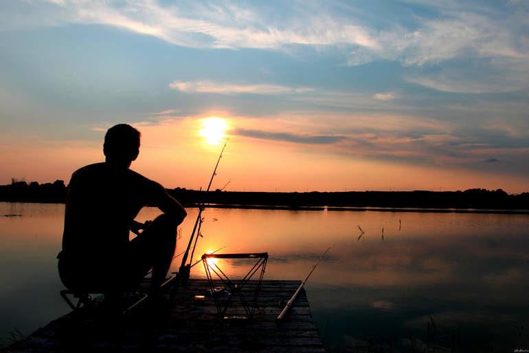 База отдыха «Прохладная» – рай для любителей рыбалки