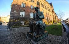 Памятник Андерсену В Копенгагене