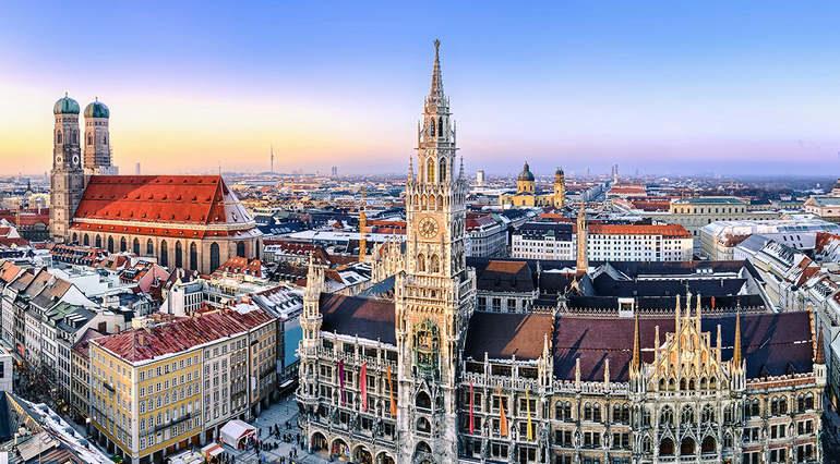 Бюджетный туризм в главном городе Баварии
