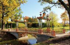 Александровский парк в Пушкине