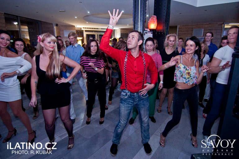 Танцевальное кафе Savoy в Брно (Чехия)