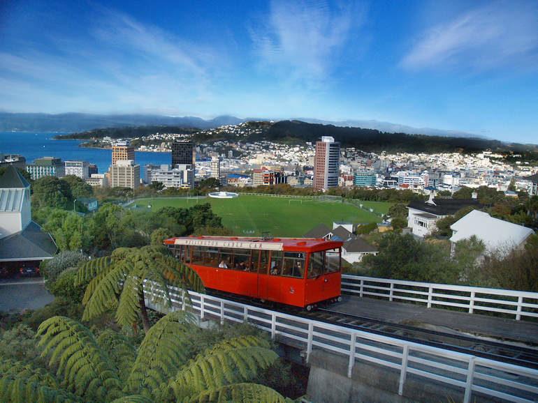 Новая Зеландия: волшебный мир «Властелина Колец»