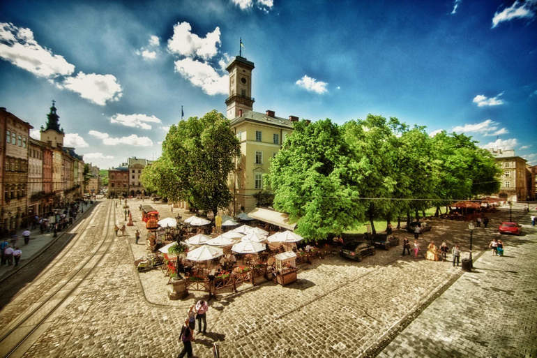 9 причин побывать во Львове