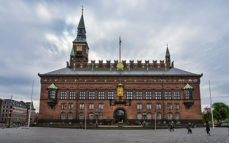 Удивительная Дания: Копенгаген