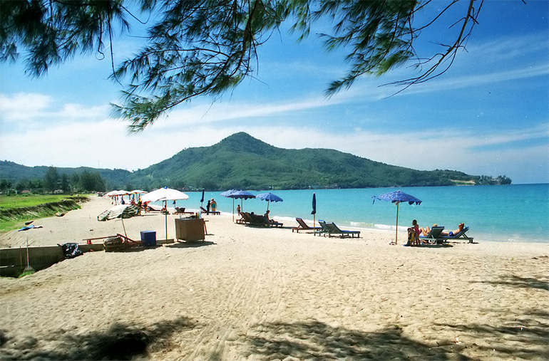 Пляж Камала (Таиланд)