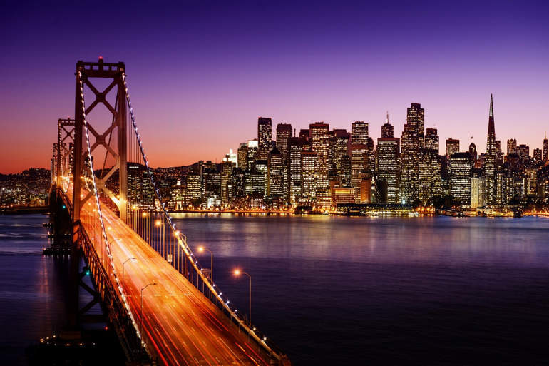 Путешествие в Сан Франциско