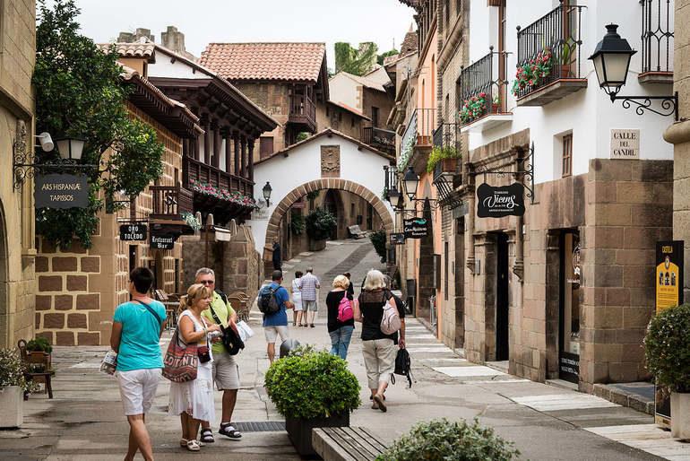 Испания: рай для сельского туризма