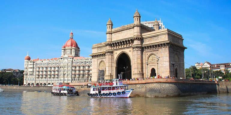 Мумбай   город контрастов (Индия)