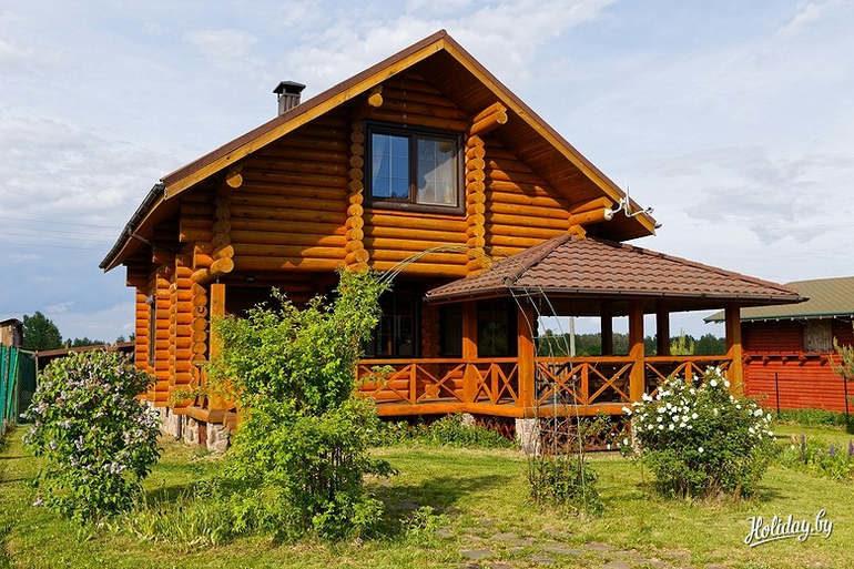 Загородная усадьба – идеальное место для отдыха в гармонии с природой