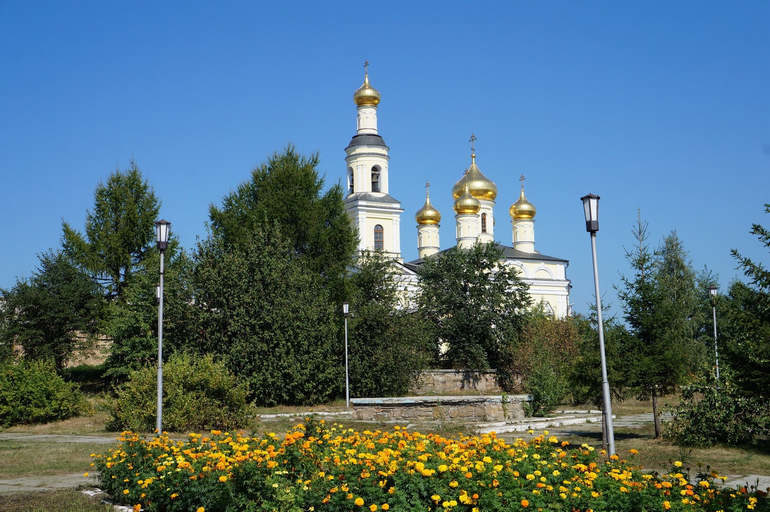 Окрестности Кыштыма (Россия)