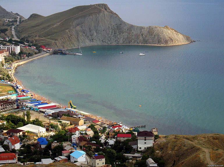 Крым. Орджоникидзе