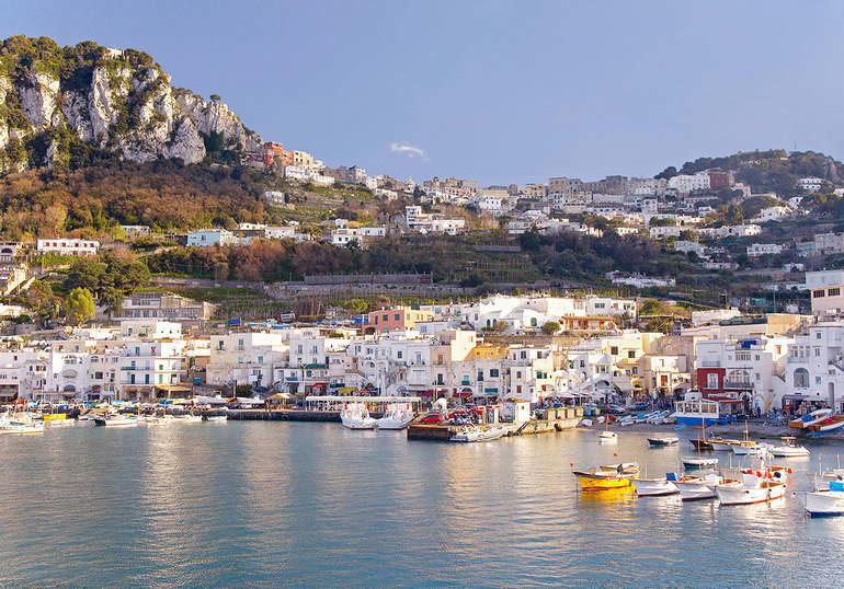 Остров Капри – средиземноморский рай