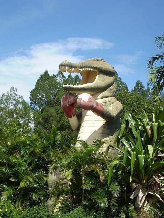 Скульптурные гиганты Австралии