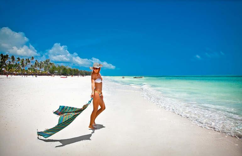 Удивительный остров Занзибар