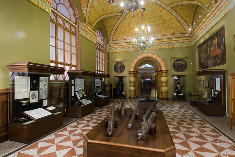 Московский Исторический музей – образец архитектурного зодчества Российской империи