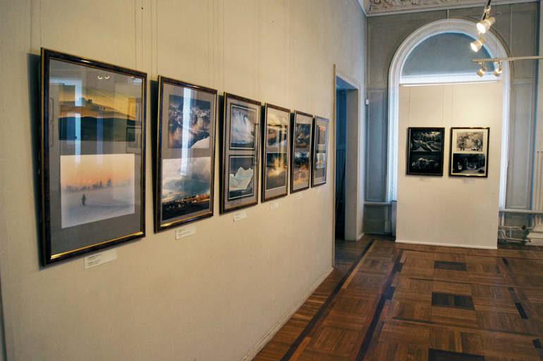 Художественный музей в Нижнем Новгороде (Россия)