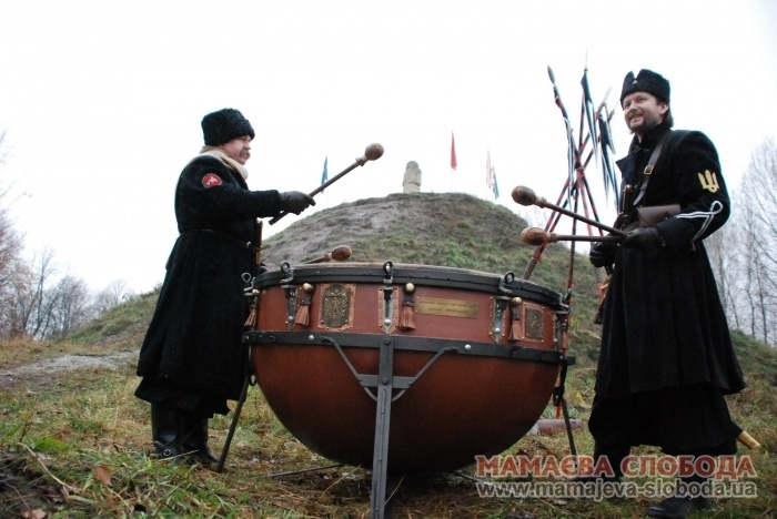 Мамаева слобода в Киеве   музей, парк, фестиваль (Украина)