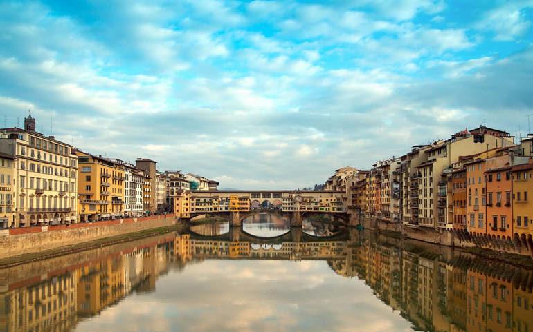 Приехать во Флоренцию и остаться
