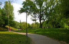 Парк Варошлегета