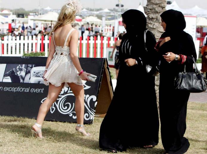 Советы женщинам, посещающим арабские страны