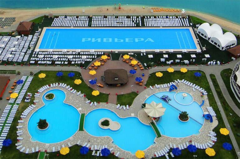 Аквапарк «Ривьера» – одно из лучших мест для отдыха в Казани