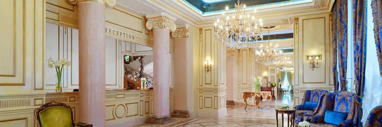 «Бристоль» – один из лучших отелей Одессы