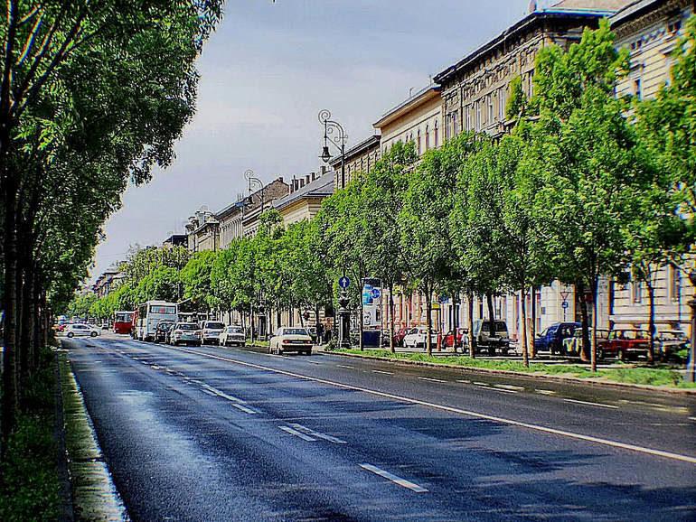 Будапешт за один день