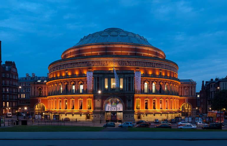 Альберт холл   лондонский выставочно концертный комплекс