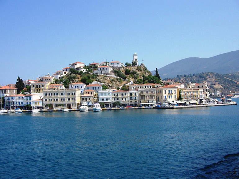 Эгина – жемчужина южной Греции