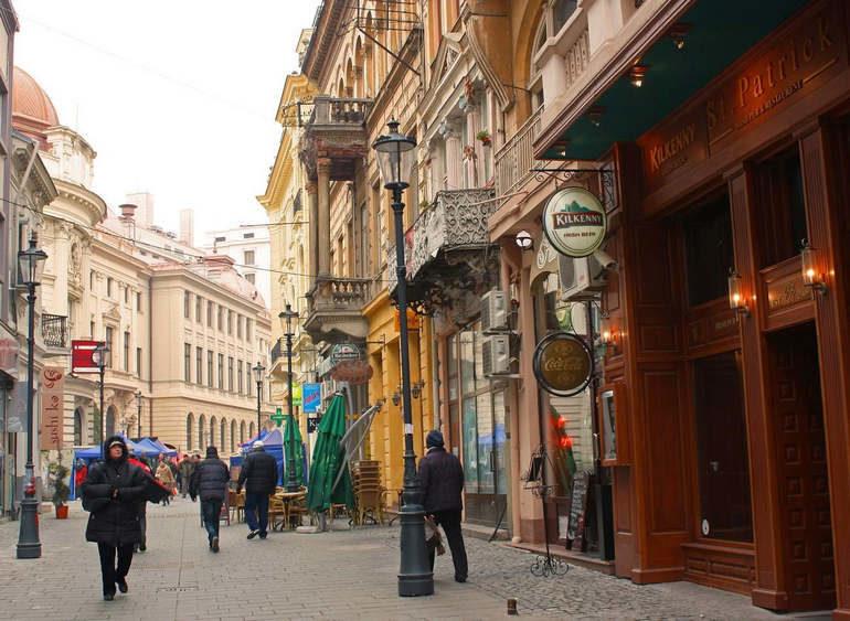 Притягательный и загадочный Бухарест