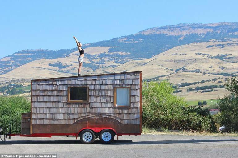 Как построить караван своей мечты и отправиться в длительное путешествие