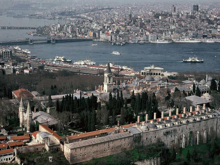 Пару дней на Стамбул