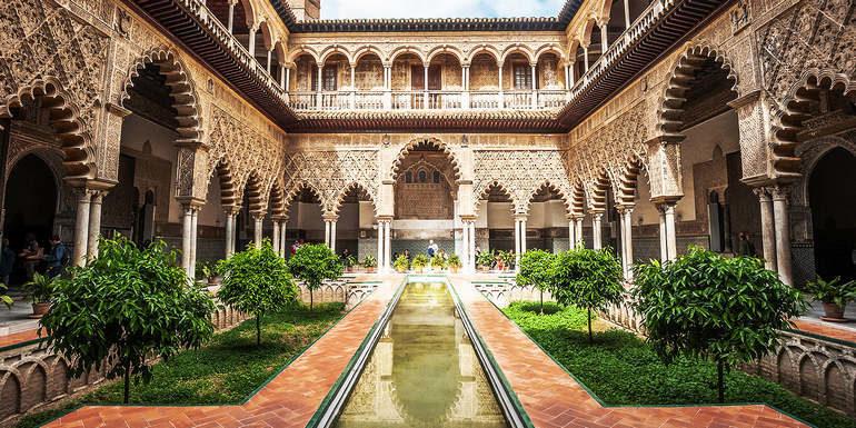ТОП 7 мест для посещения в Севилье