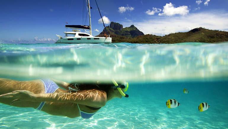 Инструкция по отдыху на Таити