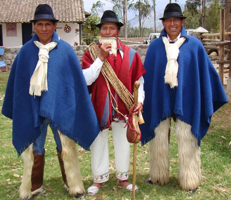Город мастеров или тайна Эквадорской панамы