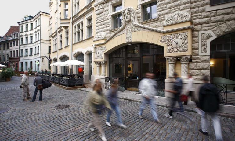 Гостиница Neiburgs – место для настоящих эстетов