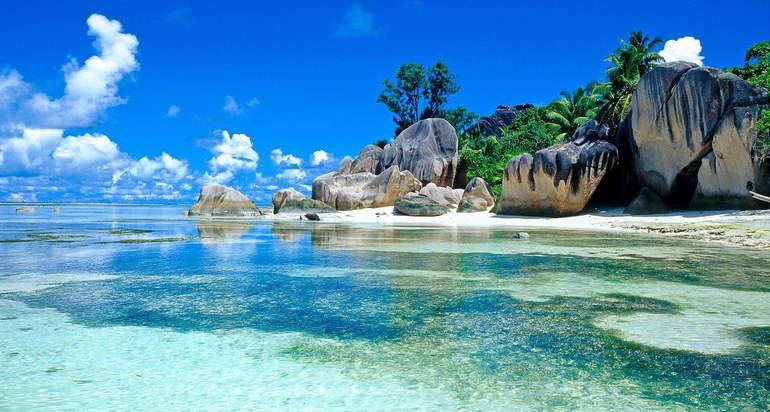Сейшелы – райское место