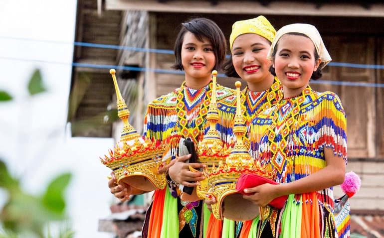 Страна улыбок: Таиланд