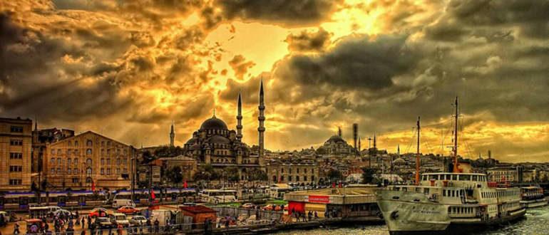 Отдых в историческом городе Турции – Стамбуле