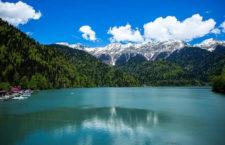 Озеро Рица – горная жемчужина Абхазии