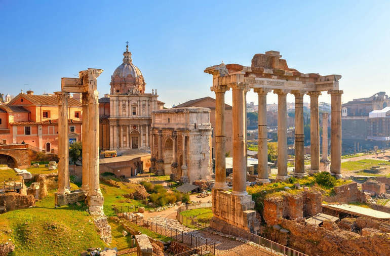12 мест, которые нельзя пропустить, изучая Рим