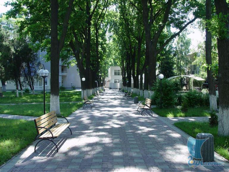 Санаторий «Белая Акация» в Одессе