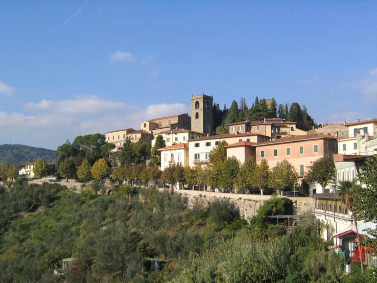 Монтекатини   город для всех (Италия)