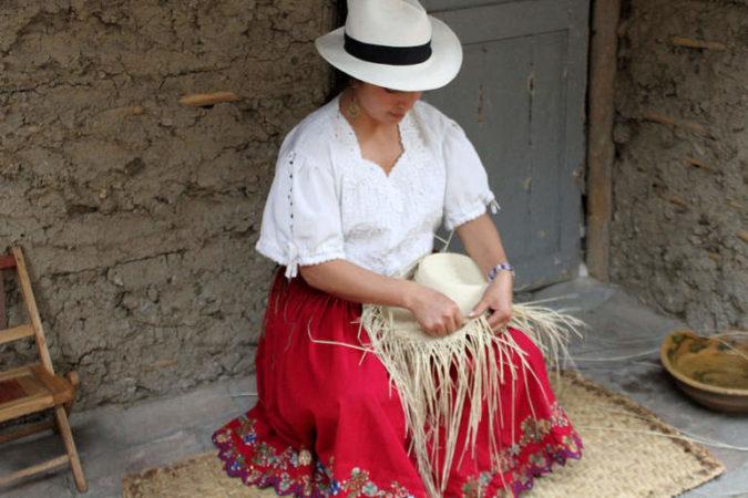 Ремесленный труд Куэнка (Эквадор)