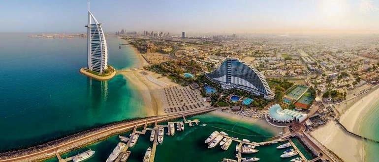 Отдых в Эмиратах – идеальный выбор для всей семьи